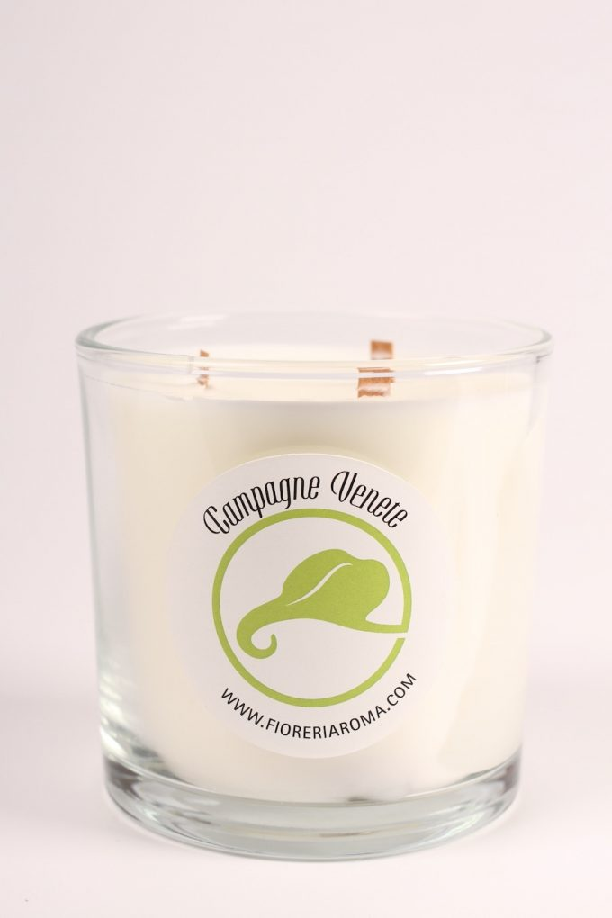 candela profumata campagne venete